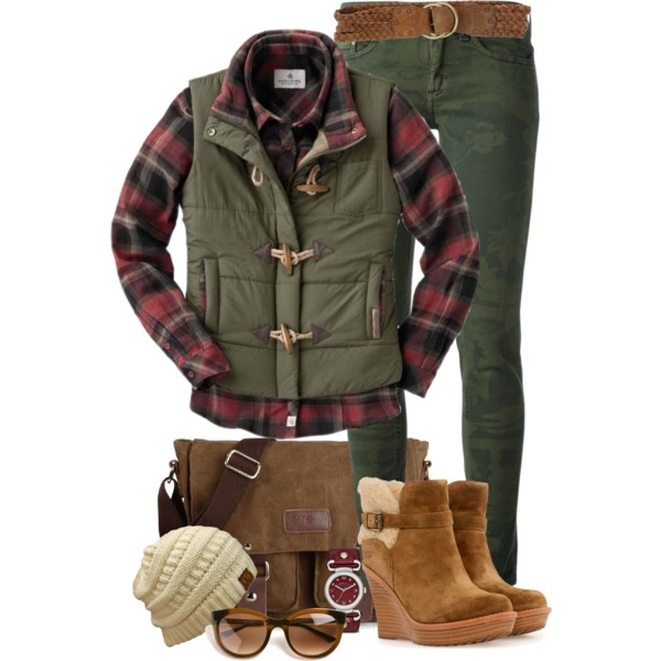 chilly weather outfit ideas for university 4