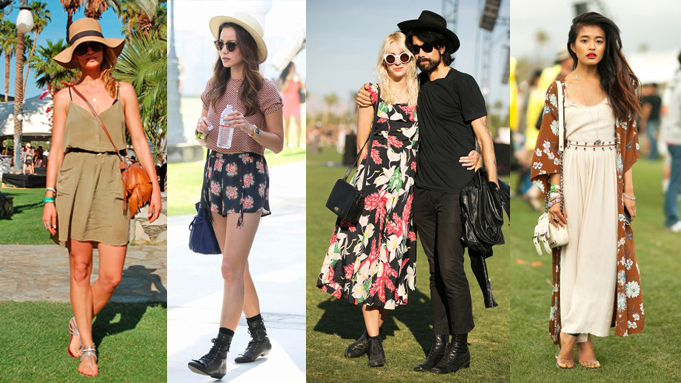 Wearable Outfit Ideas for Coachella and Afterwards ...