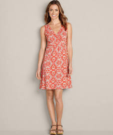 coral dress for spring and summer 8