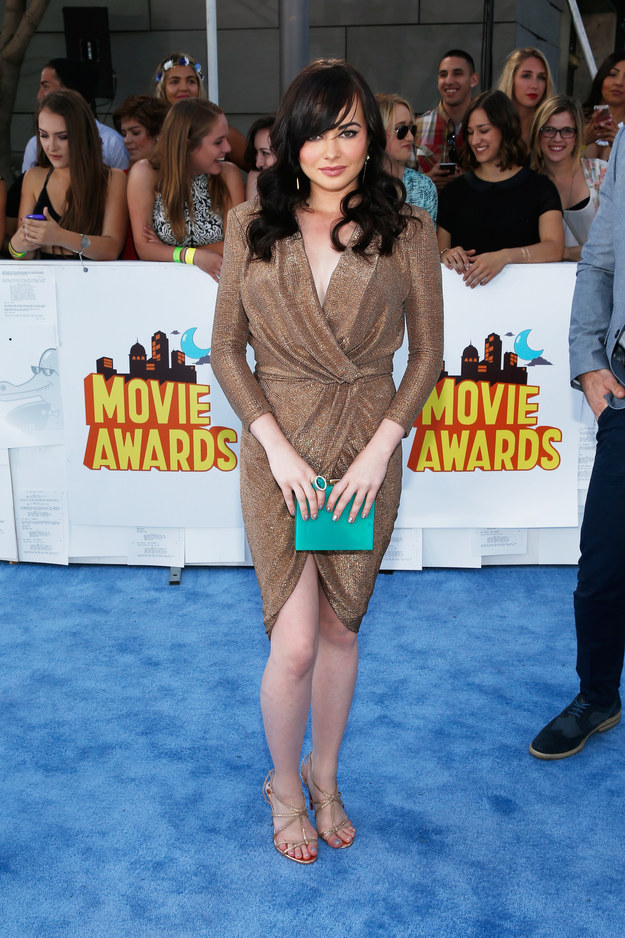 favorite outfits and looks at the mtv movie awards 2015 7