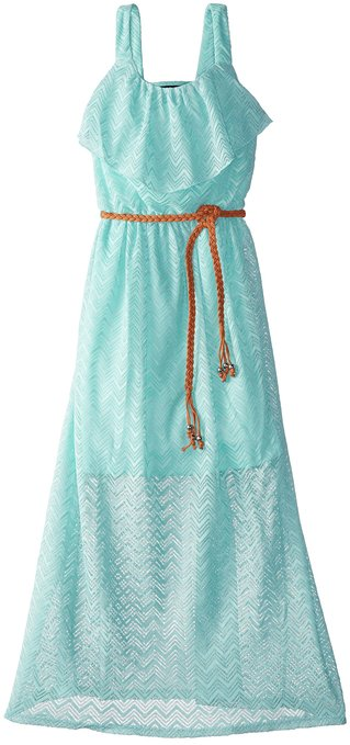 girls maxi dresses for spring outfit ideas 10