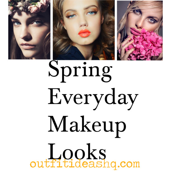 makeup looks for spring 12