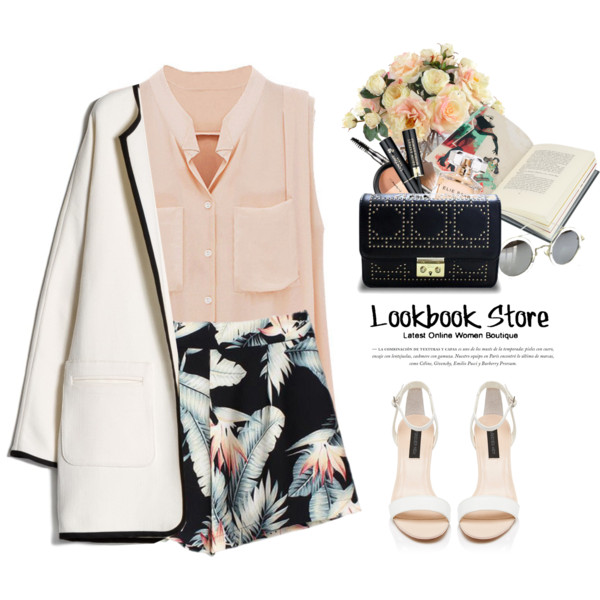 meet the parents outfit polyvore with heels