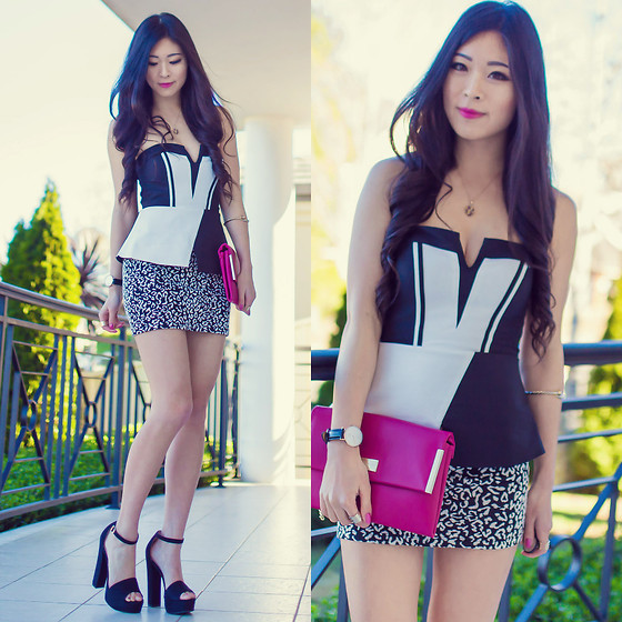 mixing and matching different print and patterns outfit ideas 9