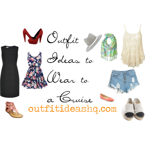 outfit ideas to wear to a cruise 12