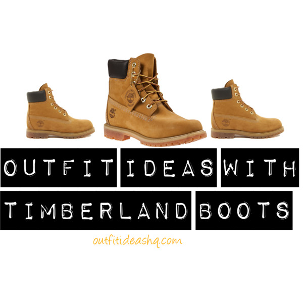 outfit ideas to wear with timberland boots 11