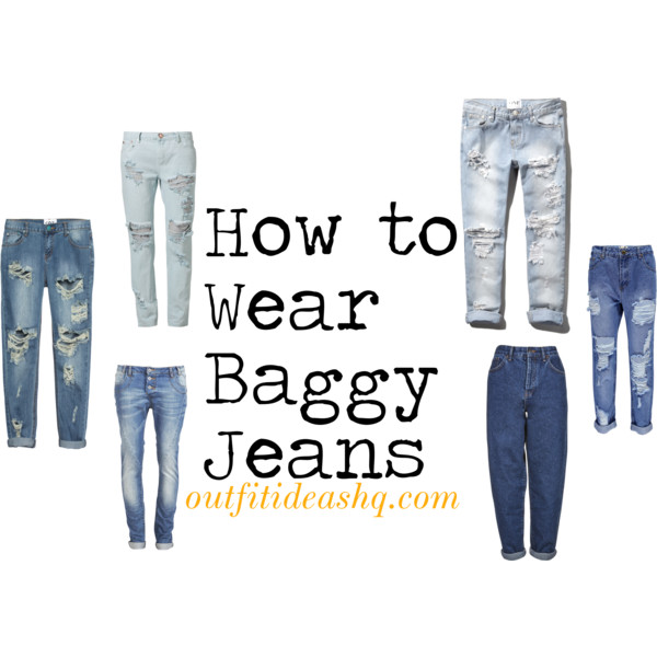 outfit ideas with baggy jeans 12
