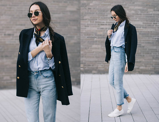 outfit ideas with blazers 3
