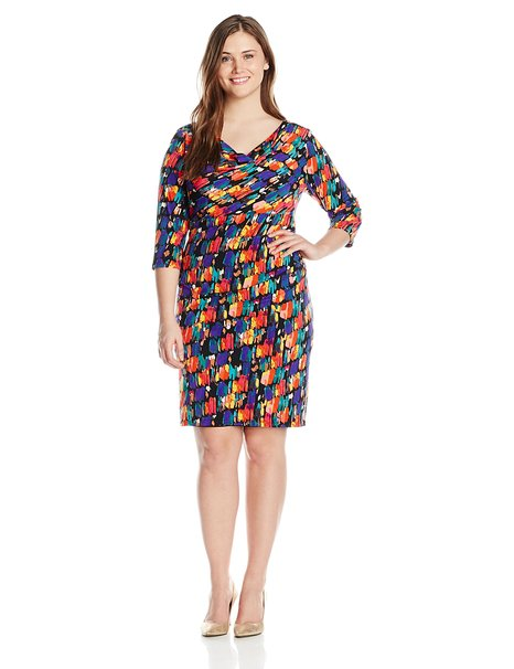 plus size spring dress outfit ideas 10