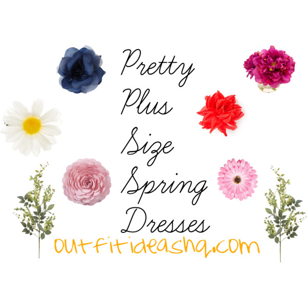 plus size spring dress outfit ideas 11