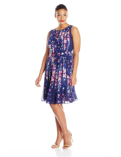 plus size spring dress outfit ideas 5