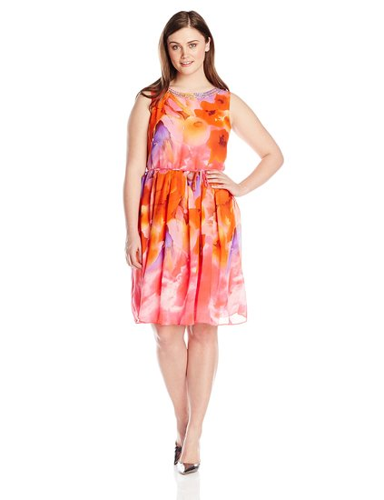 plus size spring dress outfit ideas 8