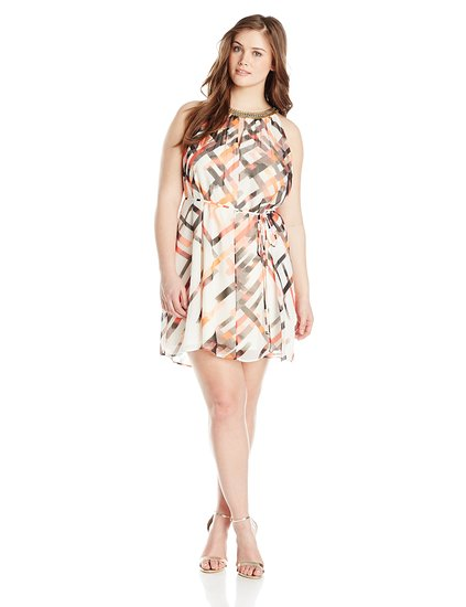 plus size spring dress outfit ideas 9