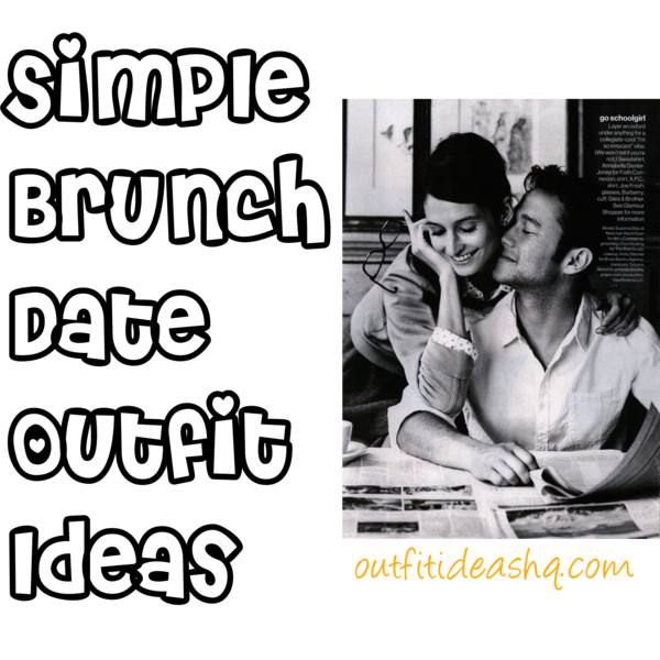 simple brunch date outfit ideas 11