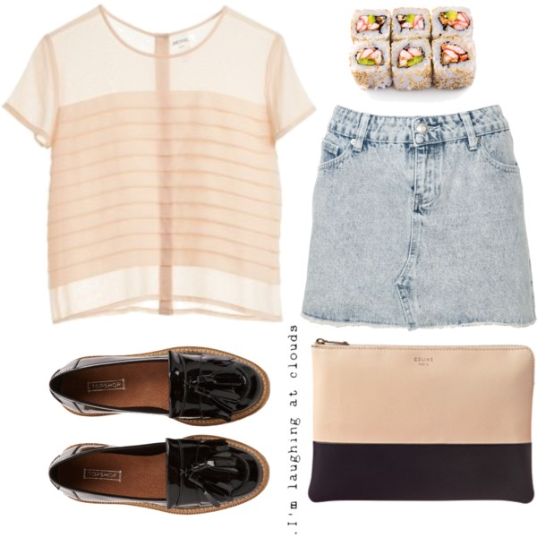 simple brunch date outfit ideas 9