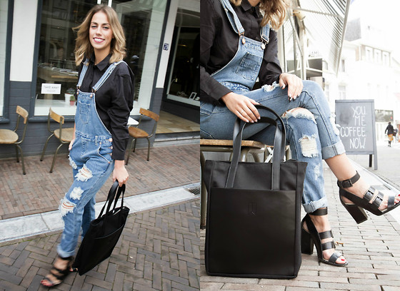 styling dungarees and outfit ideas 2