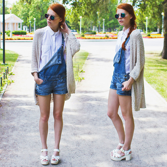 styling dungarees and outfit ideas 7