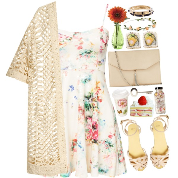 sundress in the city outfit ideas 4