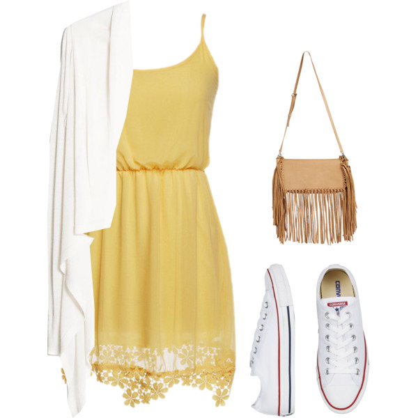sundress in the city outfit ideas 6