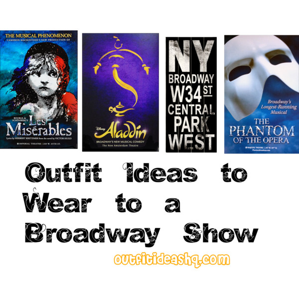 what to wear to a broadway show 12