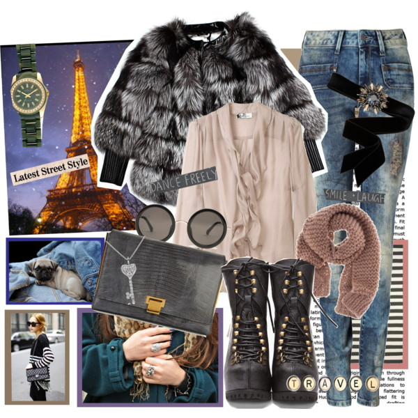 what to wear to france paris outfit ideas 10