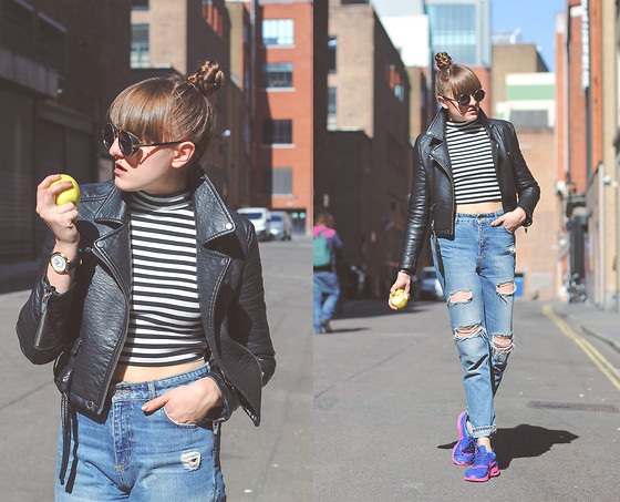 Cool Sporty Outfit Ideas That Doesn't Involve Any Sports 9