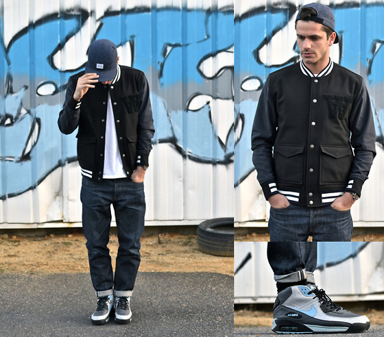 Cool Sporty Outfit Ideas That Won't Make You Look like a Douche bag 2
