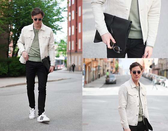 Cool Sporty Outfit Ideas That Won't Make You Look like a Douche bag 4