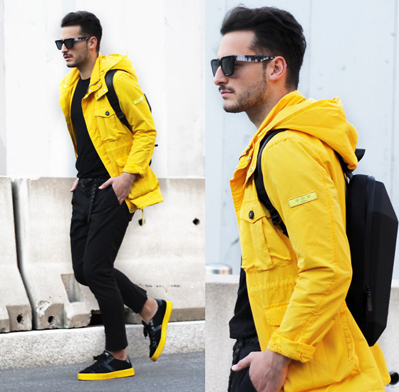 Cool Sporty Outfit Ideas That Won't Make You Look like a Douche bag 6