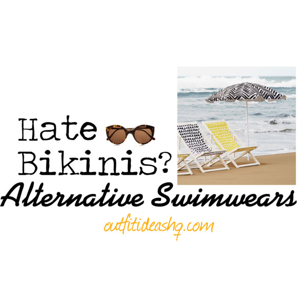 alternatives to a bikini 12
