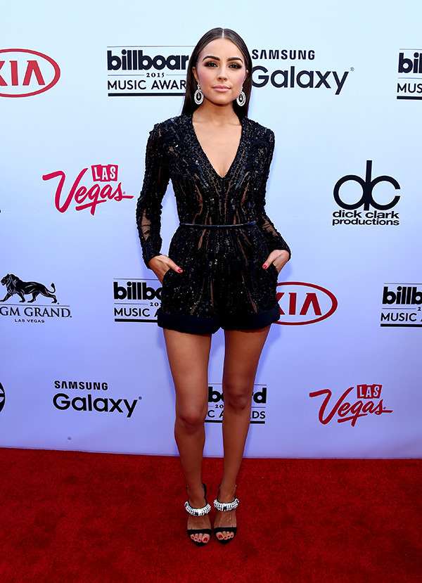 bbma 2015 best dressed outfits 8