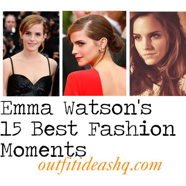 best emma watson outfits 17