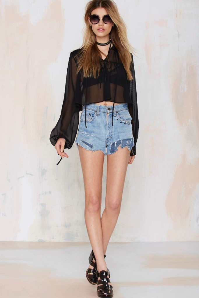 cropped top for summer 8