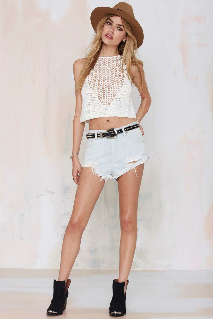 cropped top for summer 9