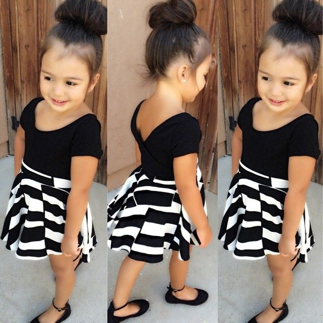 If you are looking for outfit inspiration for your little girl for this season check out the following photos of 15 amazing cute and stylish little girls outfits.