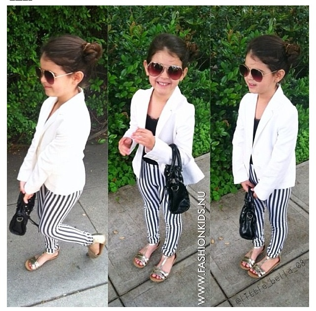 cute little girl everyday outfit ideas 13
