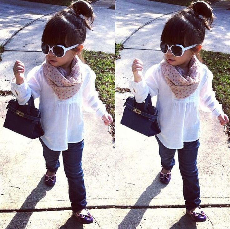 cute little girl everyday outfit ideas 5