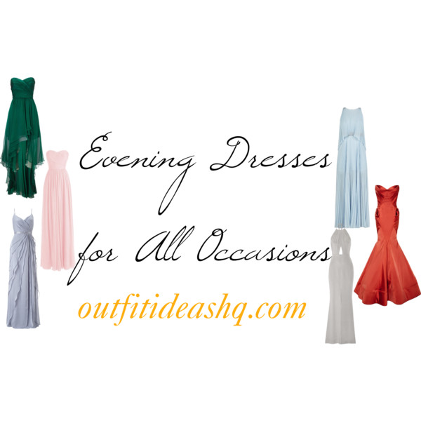 evening dress outfit ideas for all occasions 11