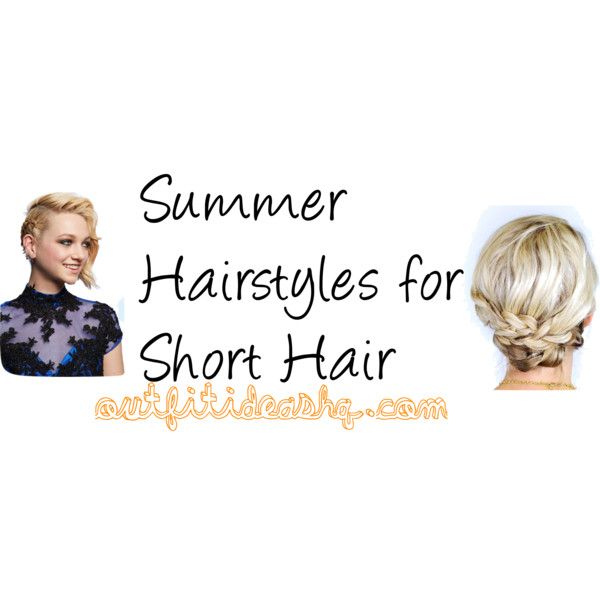 hairstyles for short hair this summer 11