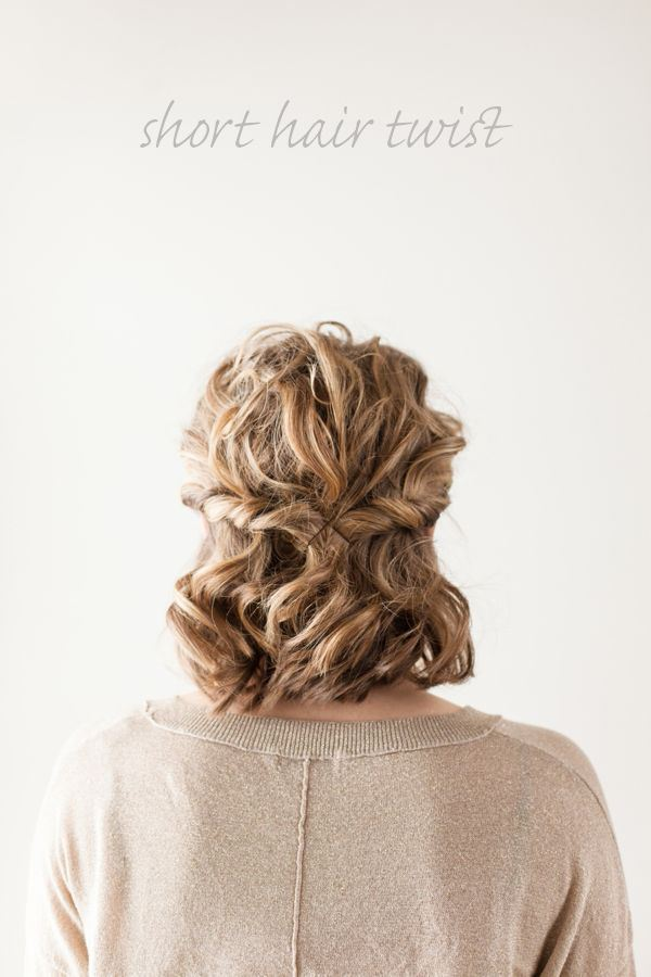 hairstyles for short hair this summer 4