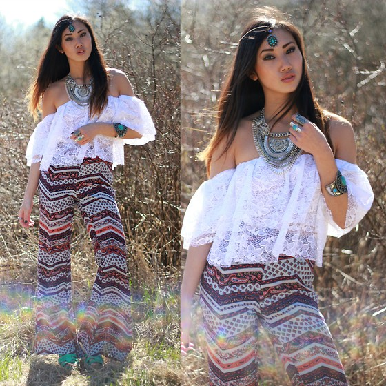 how to be a gypsy fashion outfit ideas 5