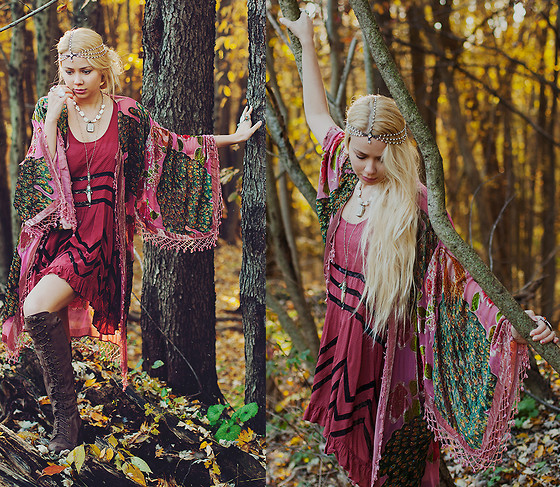 how to be a gypsy fashion outfit ideas 8