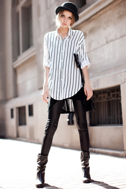 how to look taller and outfit ideas 9