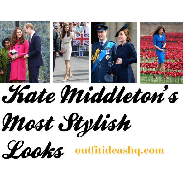 kate middleton duchess of cambridge most icon looks 13