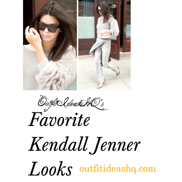 kendall jenner best looks outfit ideas 14