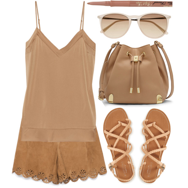 lovely summer sunshine outfit ideas 1