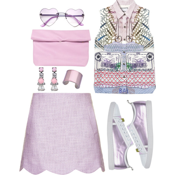 lovely summer sunshine outfit ideas 10