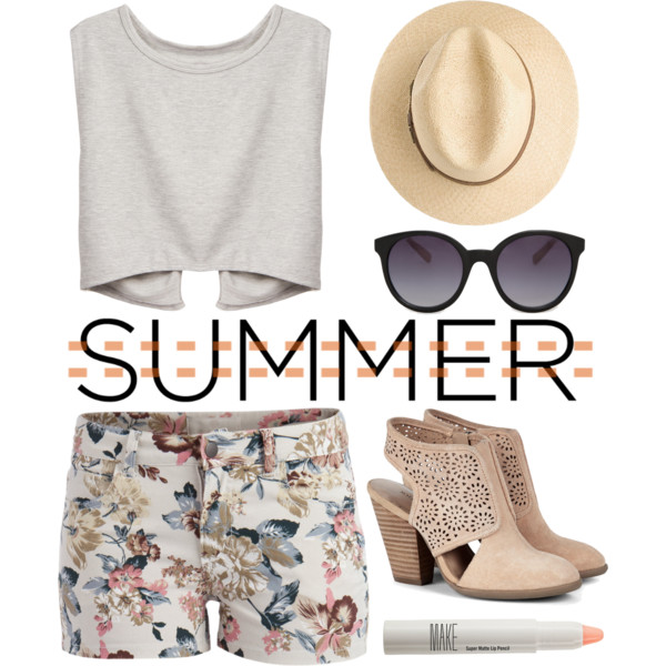 lovely summer sunshine outfit ideas 3