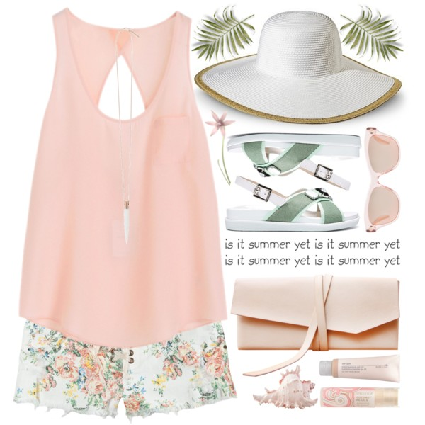 lovely summer sunshine outfit ideas 5