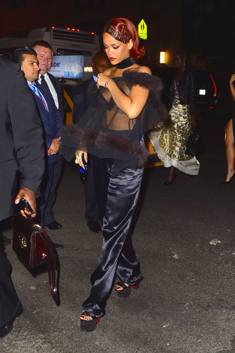met gala 2015 after party look outfits 2